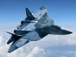 Новость на Newsland: Войсковой лётчик впервые совершил полёт на ПАК ФА