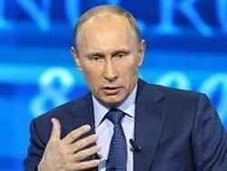 Новость на Newsland: Уход Путина от прямых ответов опасен для него самого