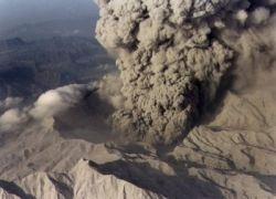 Фотохроника ужасающего извержения вулкана Пинатубо в 1991 году (фото)
