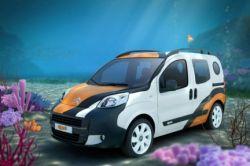 Nemo Concetto - автомобиль для любителей мультфильмов от Citroen (фото)