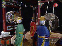 Национальный музей Южной Кореи воссоздал уникальные водные часы начала XV века
