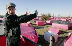 Брэд Питт (Brad Pitt) построит 150 домов в Новом Орлеане (фото)