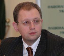 """Первое достижение \""""оранжевой\"""" коалиции: спикером Рады стал Арсений Яценюк"""