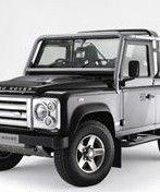К своему 60-летию Land Rover выпустит спецверсию внедорожника Defender SVX