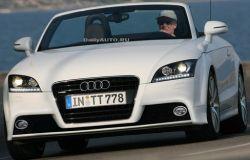 Audi представляет новый TT-S Roadster 2009