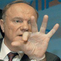 Возглавляя в КПРФ ликвидационную команду, Геннадий Зюганов не забывает и о себе