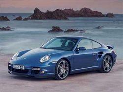 В Германии Porsche 997 угнали при помощи цветочного горшка