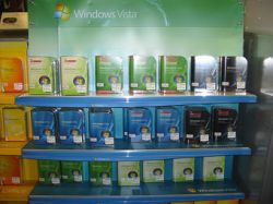 Microsoft перестанет блокировать пиратские Vista