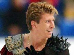 Алексей Ягудин не смог вернуться в большой спорт