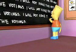 Аниматоры сделали 3D-версию мультфильма «Симпсоны» (The Simpsons) (видео)