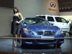 Nissan объявил стоимость купе Infiniti G37 в России