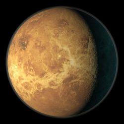 Венера — планета-близнец Земли