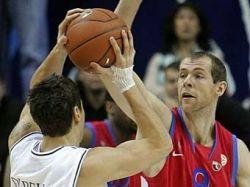 ЦСКА укрепил лидерство в баскетбольной Евролиге
