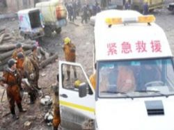 В Китае при взрыве в шахте погибли 40 горняков