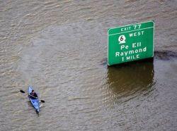 Сильнейшее наводнение на северо-западе США (фото)