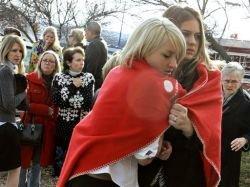 Кровавая трагедия в американском городе Омаха (фото)