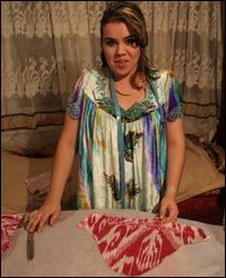 """В Таджикистане \""""бин Ладен\"""" вытесняет \""""Путина\"""""""