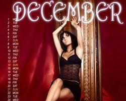 В Италии похоронная компания Cofanifunebri выпустила собственный календарь
