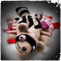 Roadkill Toys - игрушки, изображающие раздавленных машинами зверей (фото)