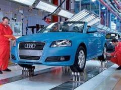 На заводе Audi в Венгрии началось производство A3 Cabriolet