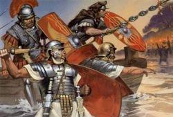 """Древние римляне использовали \""""суперклей\"""" при изготовлении доспехов"""