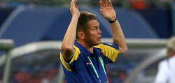 Тренер сборной Украины Олег Блохин подал в отставку