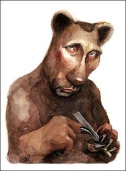 Владимира Путина попросили стать главным «мишкой» страны
