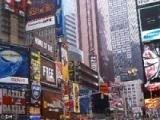 Новогодний эфир российского телеканала будет транслироваться на главной площади Нью-Йорка - Times Square