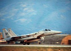 США останутся без тяжелых истребителей F-15 на неопределенное время