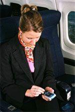 Сотовый телефон заменит посадочный талон в аэропортах США