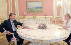 Виктор Ющенко пытается ослабить Юлию Тимошенко