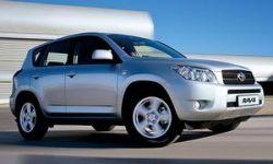 Toyota отзывает в России внедорожники RAV4