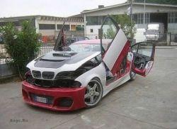 Оригинальная прокачка BMW M3 (фото)