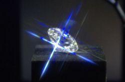 В Москве открылась выставка бриллиантов (фото)