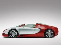 Весь тираж новой модели Bugatti Veyron уже распродан