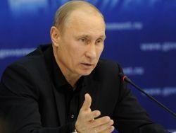 Новость на Newsland: Путин не будет участвовать в первомайских демонстрациях
