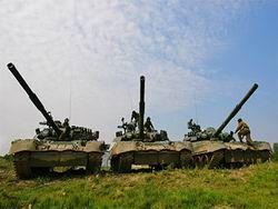 Новость на Newsland: Восстановлены Таманская и Кантемировская дивизии