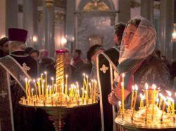 Пасху в московских храмах и монастырях встретили 300 тыс. человек