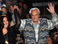 В Италии умер известный дизайнер Оттавио Миссони