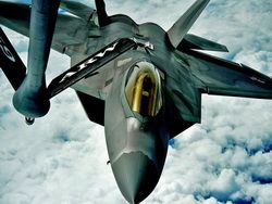 Новость на Newsland: F-22 Raptor и реальные проблемы ВВС России