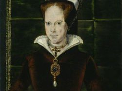 Новость на Newsland: Английскими историками найдена жемчужина Кровавой Мэри