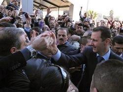ЦРУ: на выборах Башара Асада поддержат 75% сирийцев