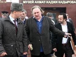Новость на Newsland: Жерар Депардье сыграет Ахмата Кадырова