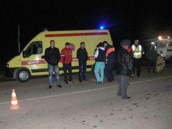 Новость на Newsland: В Подмосковье полицейский сбил женщину
