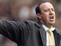 """Тренер \""""Ливерпуля\"""" Рафаэль Бенитес запретил игрокам смотреть бой года между Рикки Хаттоном и Флойдом Мейвезером"""