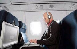 Американские авиаперевозчики в скором времени будут предоставлять интернет-услуги на борту самолетов