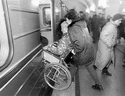 Организация инвалидов войны: в метро поют самозванцы