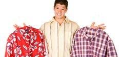 Ошибки при подборе одежды у мужчин