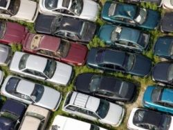Подержанные автомобили до 3000$ - что покупают и продают в России