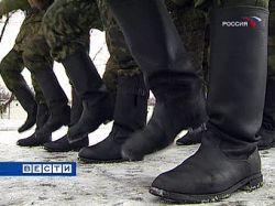 Белорусских военных лишают сапог